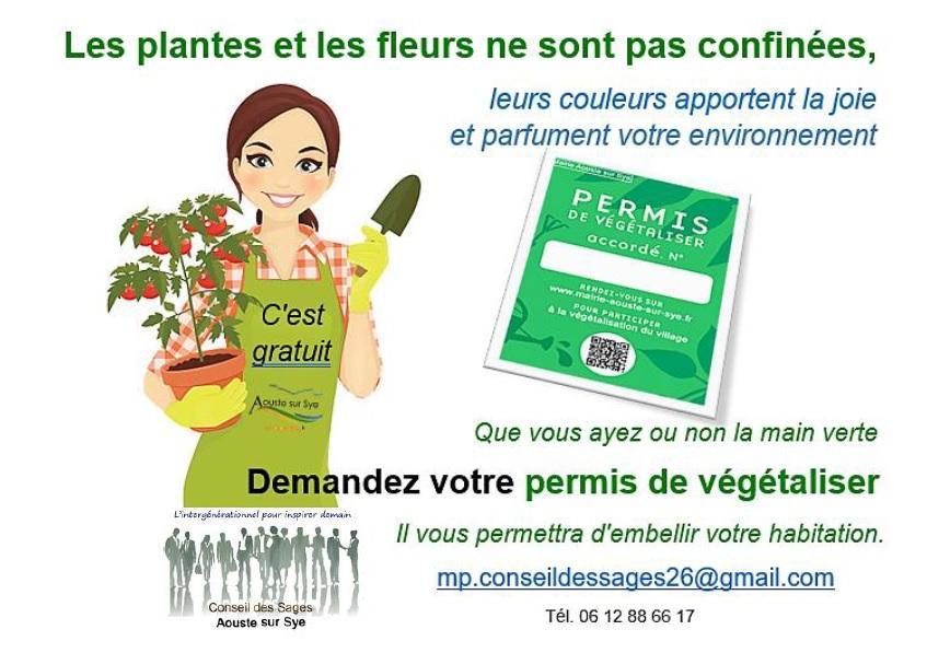 Affiche 2021 permis vegetaliser