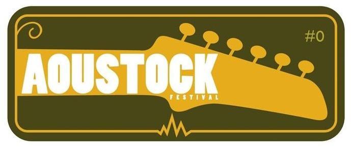 Aoustock logo